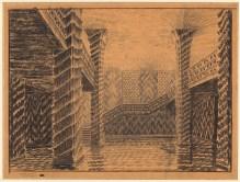 Hans Poelzig (1869-1936) Firma Gebr. Meyer, Hannover-Vinnhorst. Verwaltungsgebäude (1923-1924)x