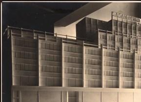 Hans Poelzig _ Max Krajewsky Geschäftshaus S. Adam, Leipziger Straße_ Friedrichstraße, Berlin (1928)