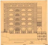 Hans Poelzig Fabrikgebäude Werdermühle, Breslau (1907-1908)b