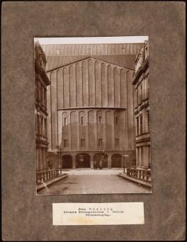 Hans Poelzig Großes Schauspielhaus, Berlin (1919)j