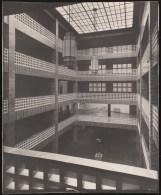 Hans Poelzig Haus des Rundfunks, Berlin-Charlottenburg Ausführungsprojekt, Lichthoftreppe, Lichthof