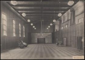 Hans Poelzig Haus des Rundfunks, Berlin-Charlottenburg Sendesaal 3