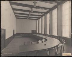 Hans Poelzig Haus des Rundfunks, Berlin-Charlottenburg Sitzungssaal