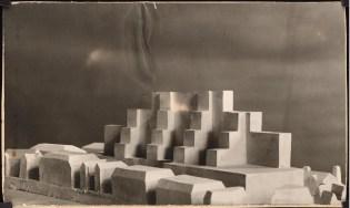 Hans Poelzig Messehaus, Hamburg (1925)a