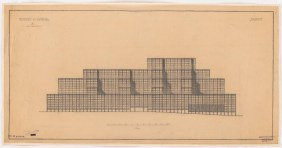 Hans Poelzig Messehaus, Hamburg (1925)c