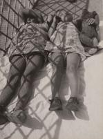 "László Moholy-Nagy. (American, born Hungary. 1895-1946). Siesta. 1926. Gelatin silver print, 9 3:16 x 6 3:4"" (23.3 x 17.2 cm). Anonymous gift. © 2008 Artists Rights Society (ARS), New York : VG Bild-Kunst, B"