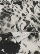 László Moholy-Nagy IN THE SAND