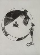 László Moholy-Nagy Love Your Neighbor; Murder on the Railway 1925