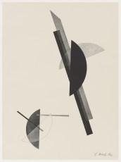 László Moholy-Nagy Untitled from Konstruktionen. Kestnermappe 6 (Constructions. Kestner Portfolio 6) 1923 a