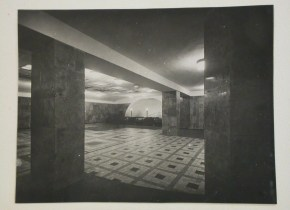 Meyer, Hannes Interior view of Dzerzhinskaya Square subway station showing the escalators, Moscow, 1935-1954
