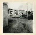 Neubau der Bundesschule des Allgemeinen Deutschen Gewerkschaftsbunds von Hannes Meyer und Hans Wittwer in Bernau bei Berlin (um 1928)