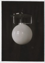 [Photograph of a lamp.] From- Katherine S. Dreier papers : Société Anonyme archive