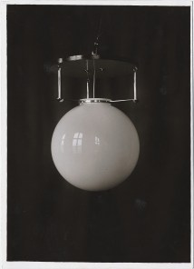 [Photograph of a lamp.] From- Katherine S. Dreier papers : Société Anonyme archive