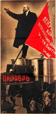Stenberg Brothers, October, a film by Sergey Eisenstein, 1927