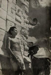 """Still from Eisenstein's """"Que viva Mexico!"""""""
