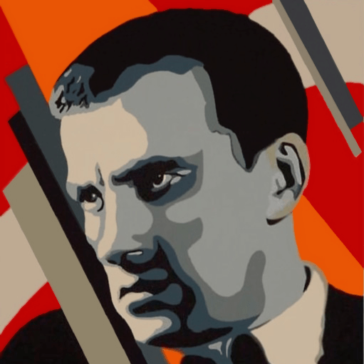A tribute to Vladimir Mayakovsky