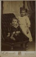 В.В. и О.В. Маяковские 1896