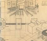 M. Barkhin. House of a Communal Type. 1927 a