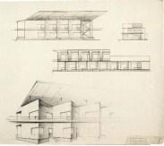 O. Ivanova. N. Ladovsky's workshop. Collective Dacha. 3rd year. 1928:1929. Photo