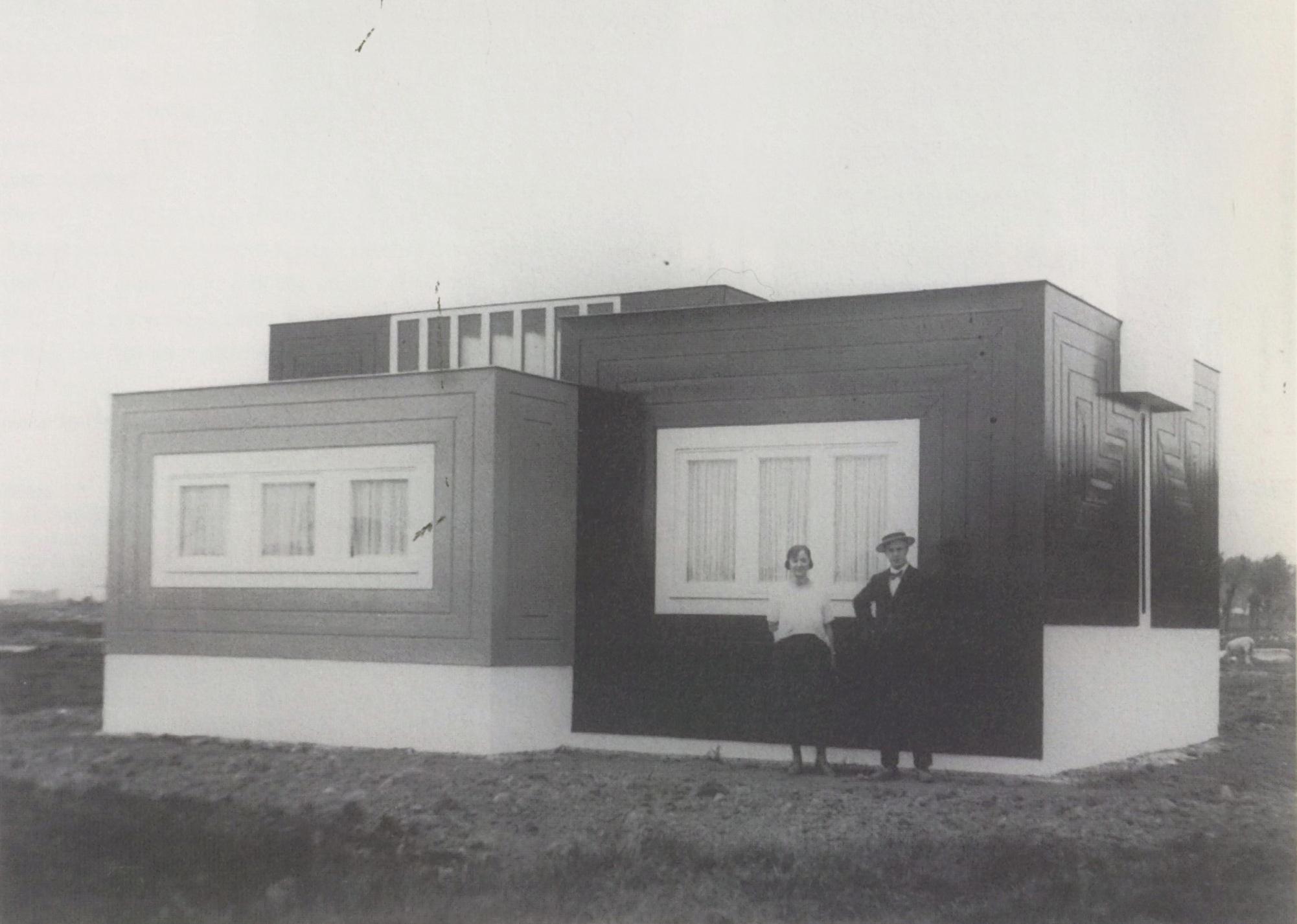 Oud-Mathenesse, 1923