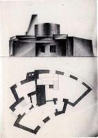 R. Khiger. I. Golosov's workshop Bath at a Khutor. 1922