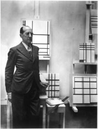 Rogi André (Rosa Klein, dit), Mondrian, 1937