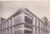 Roman Khiger, Palace of Labor (1928) b