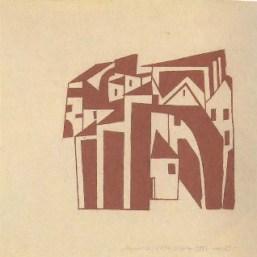 V. Krinsky. Illustrations for Prozhektor magazine. 1925 a
