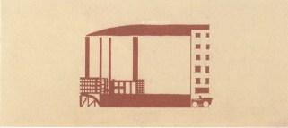V. Krinsky. Illustrations for Prozhektor magazine. 1925 b