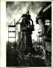 Margaret Bourke-White, Under-construction blast furnace (world's largest) at Magnitogorsk Metallurgical Industrial Complex (Magnitogorsk, 1931)