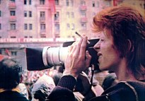 David Bowie; Moscow, 1 May 1973