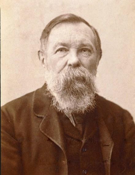 Friedrich Engels 1891