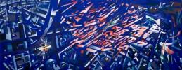 Blue-Beam-Victoria-City-Aerial-Berlin-Germany-1988