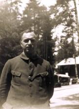 Hendrik de Man in legeruniform tijdens de Eerste Wereldoorlog. 1914-1918a