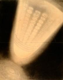 Георгий Крутиков, «Летающий город» (1928)