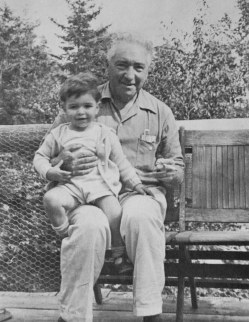 reich-and-his-son-peter-maine-summer-1945