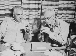 reich-and-neill-at-organon-summer-1947
