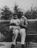 wilhelm-reich-with-his-son-peter-maine-1947