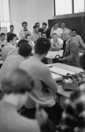 architect-ludwig-mies-van-der-rohe-r-w-students-studying-technical-problems-concerned-with-model-of-a-fountain-at-institution-of-technology-school
