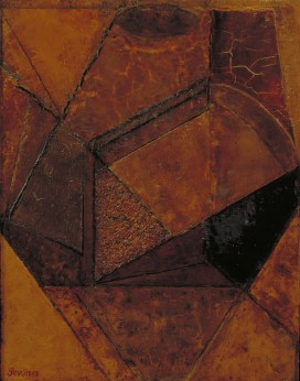 Antoine Pevsner Abstract Forms 1913? (1923?)