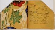 David Burliuk, Vladimir Burliuk, Vasilii Kamenskii Tango s korovami. Zhelezobetonnye poemy (Tango with Cows- Ferro-concrete Poems) 1914