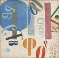 Jean Pougny (Ivan Puni) Flight of Forms (1919)