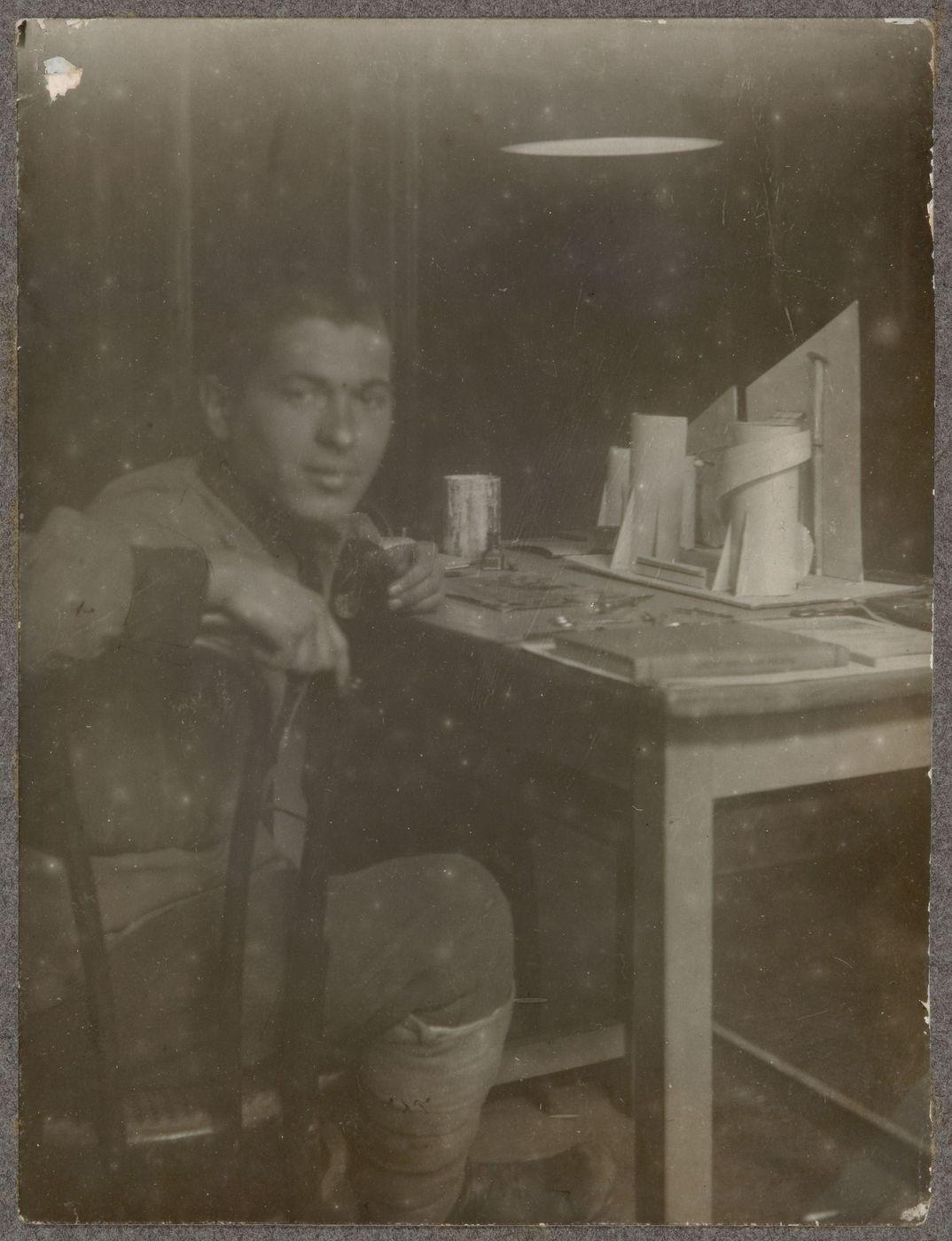 Viktor Stepanovich Balikhin (student)