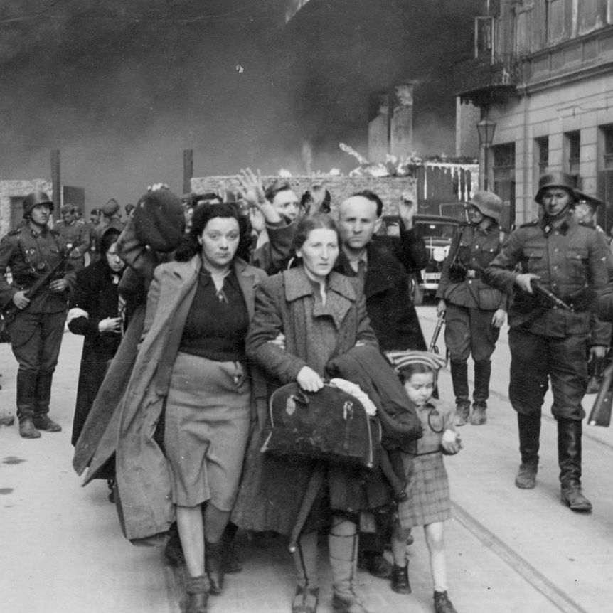 Seventy-five years since the Warsaw Ghetto uprising | The ...