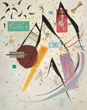 Wassily Kandinsky, Pointes noires (March 1937)