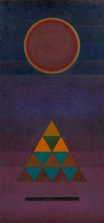 Wassily Kandinsky, Schlusse (1929)