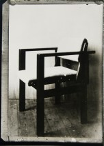 Lucia Moholy, Chair by Erich Dieckmann Armchair with Adjustable Backrest (1924)