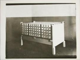 Lucia Moholy, Designer- Alma Buscher Child's Crib