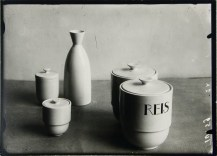 Lucia Moholy, Designer- Theodor Bogler Kitchen Containers (1923)
