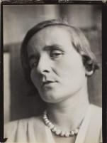 Lucia Moholy Portrait of Gabrielle Yella Curjel